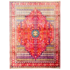 Wonderful Mid-20th Century Arak Rug