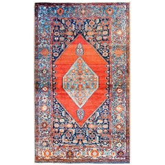 Amazing Early 20th Century Seneh Rug