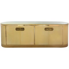 "Bernhard Rohne ""Capsule"" Cabinet, circa 1970s"
