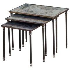 Maison Jansen Nesting Table Set