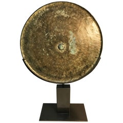 15th Century, Bronze Mirror, Angkor Period, Art of Cambodia