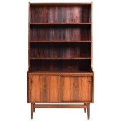 Early 1960s Danish Rosewood Cabinet