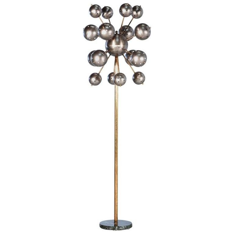 """Modern Floor Lamp """"Orbite"""""""
