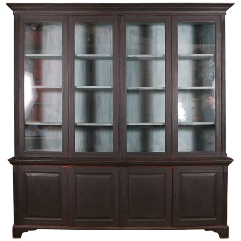 Painted Library Bookcase