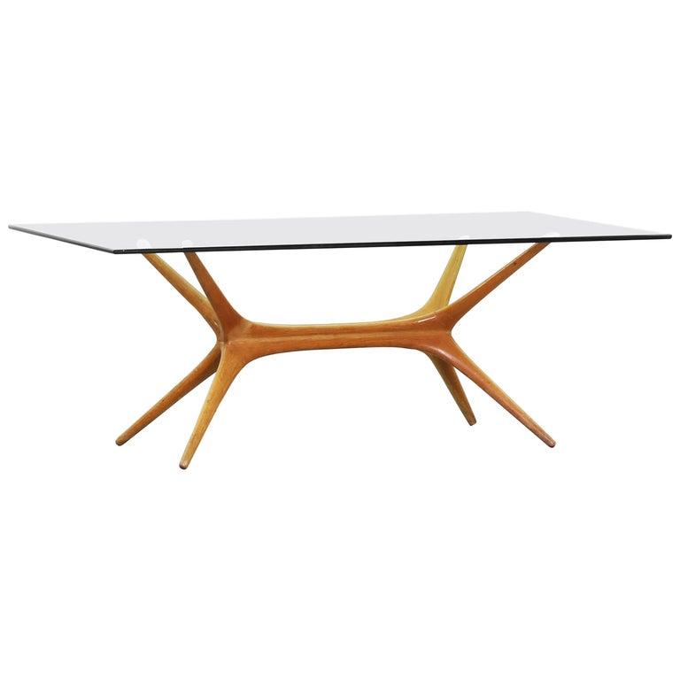 Tapio Wirkkala for Asko coffee table, 1948