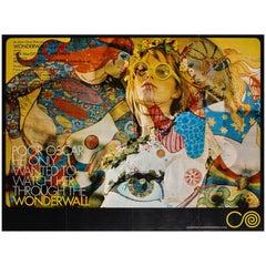 Wonderwall Original UK Film Poster, 1969