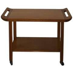 Danish Design Midcentury Bar Cart