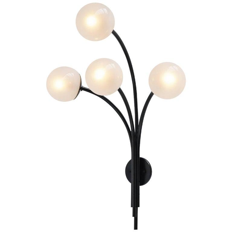 Sergio Asti Wall Lamp Arteluce Model 257, Italy, 1966