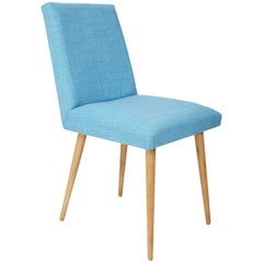 20th Century Baby Blue Chair, 1960s, Poland