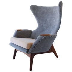 Adrian Pearsall Wing Armchair