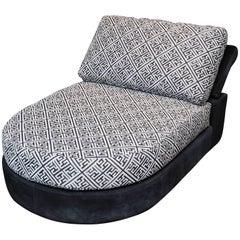 Roche Bobois Chaise Lounge