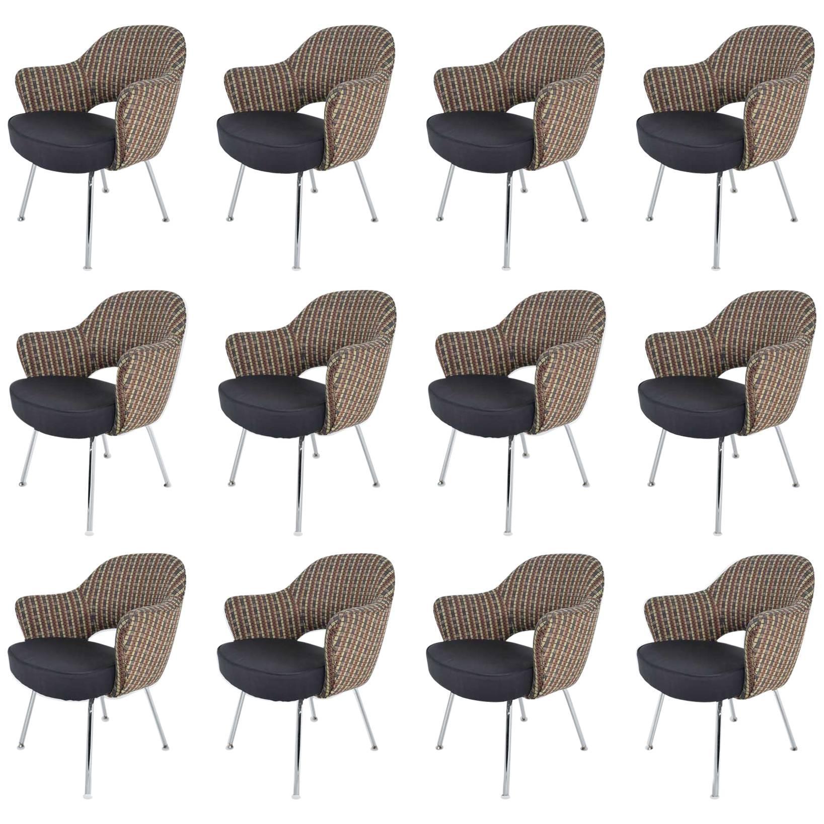 Eero Saarinen for Knoll Executive Armchairs