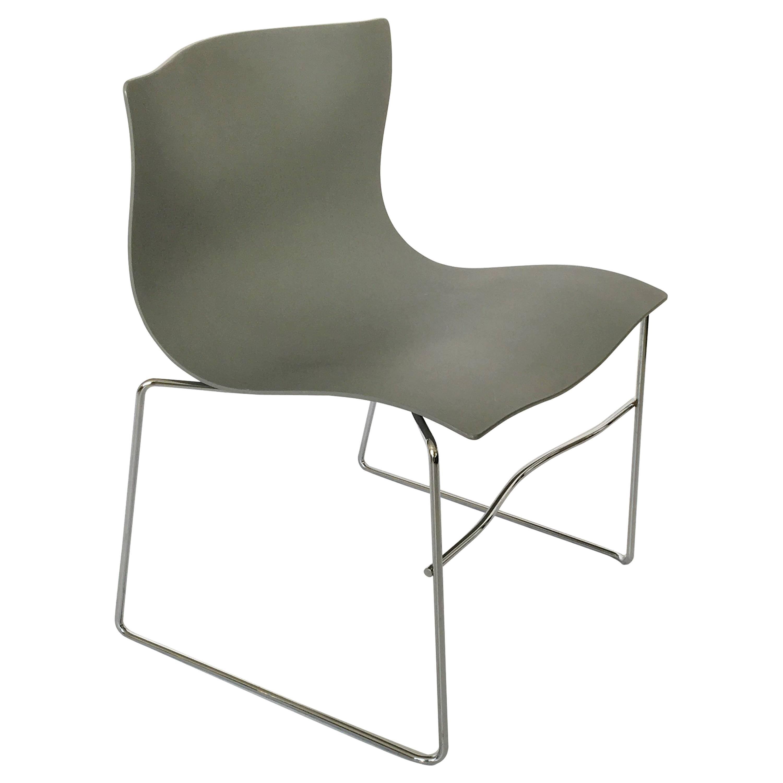 Twenty (20) Vintage Modernist Stackable U201cHandkerchiefu201d Chairs By Designer  Massimo Vignelli For