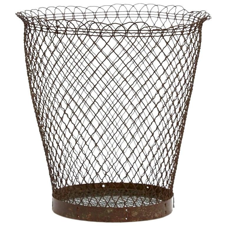 Spanish Wire Basket