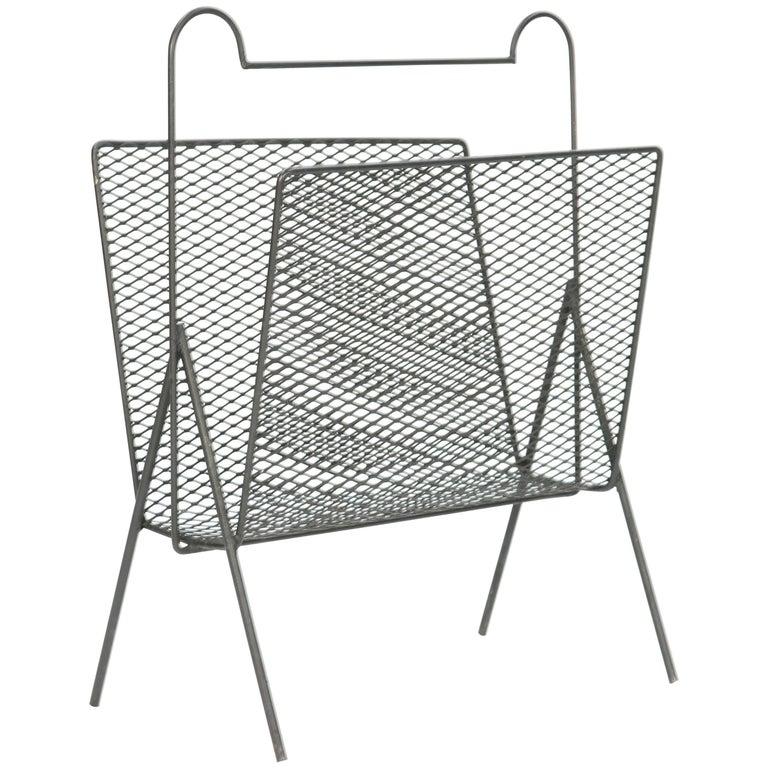 Muriel Coleman Log or Magazine Rack For Sale