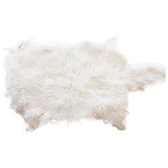 Shag Wool Throw