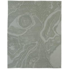 Angela Adams Nebula, Area Rug, 100% New Zealand Wool, Handcrafted, Modern