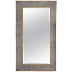 Large Floor or Mantel Mirror