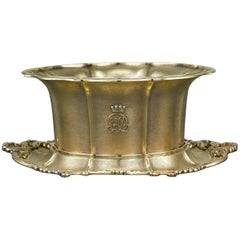 Paul Storr Silver-Gilt Bowl