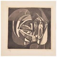 Rodolfo Nieto Lithograph Signed in Pencil Edition 7/10