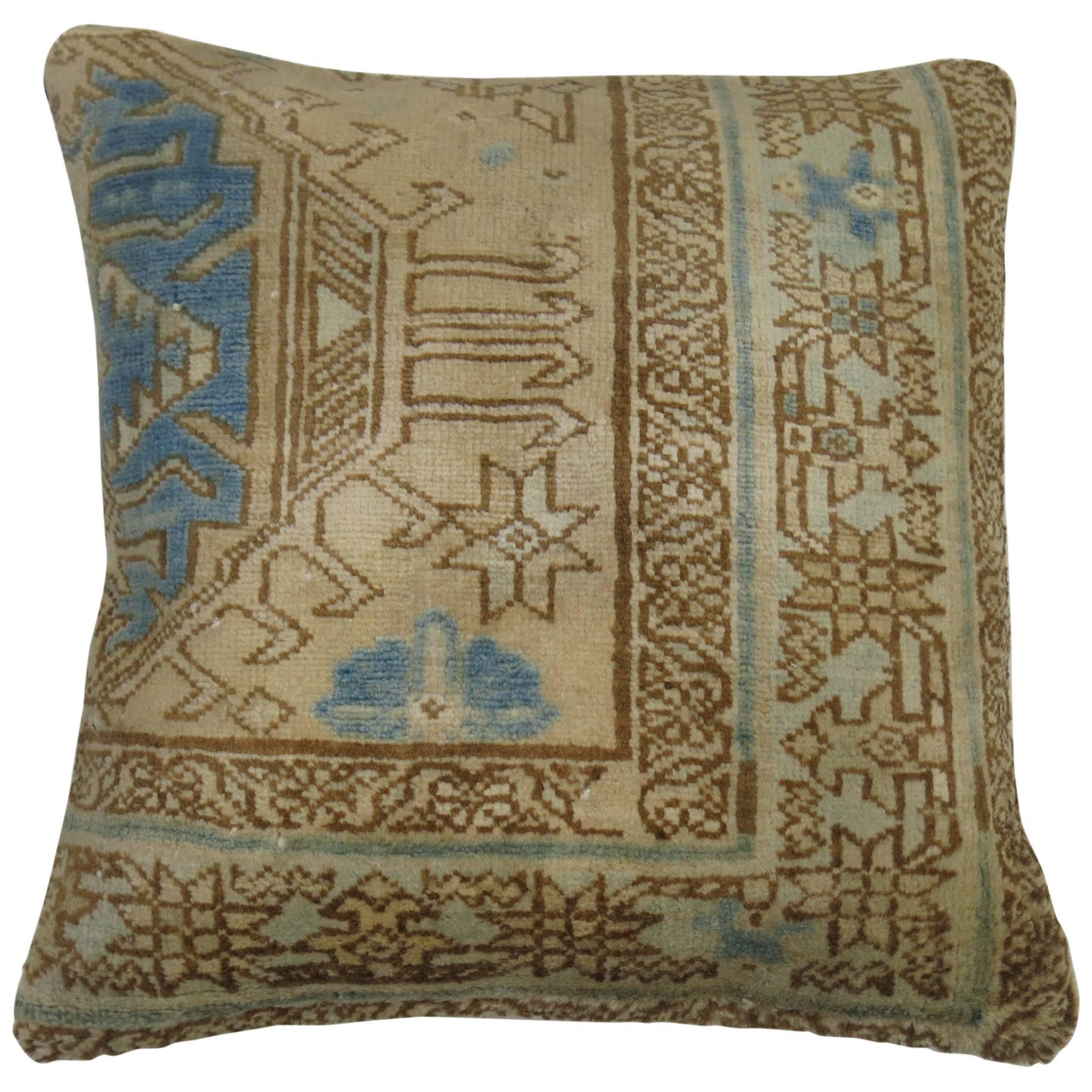 Persian Rug Pillow