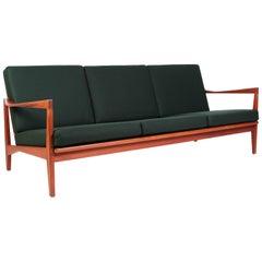 Midcentury Teak Sofa by Svante Skogh