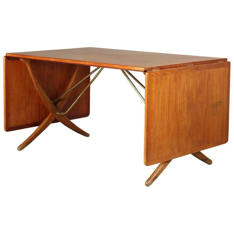 Hans J. Wegner, Dining Table, AT-304, 1960s