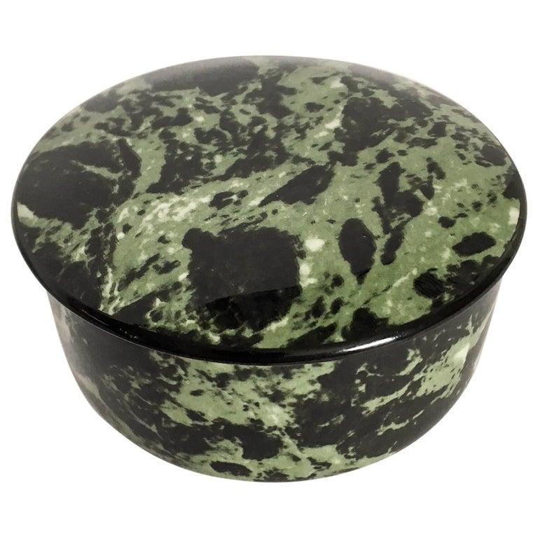 Villeroy & Boch Marbelied Ceramic Lidded Box