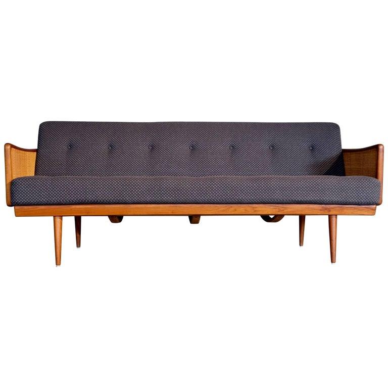 Minerva Sofa Designed by Peter Hvidt & Orla Mølgaard-Nielsen, 1960s