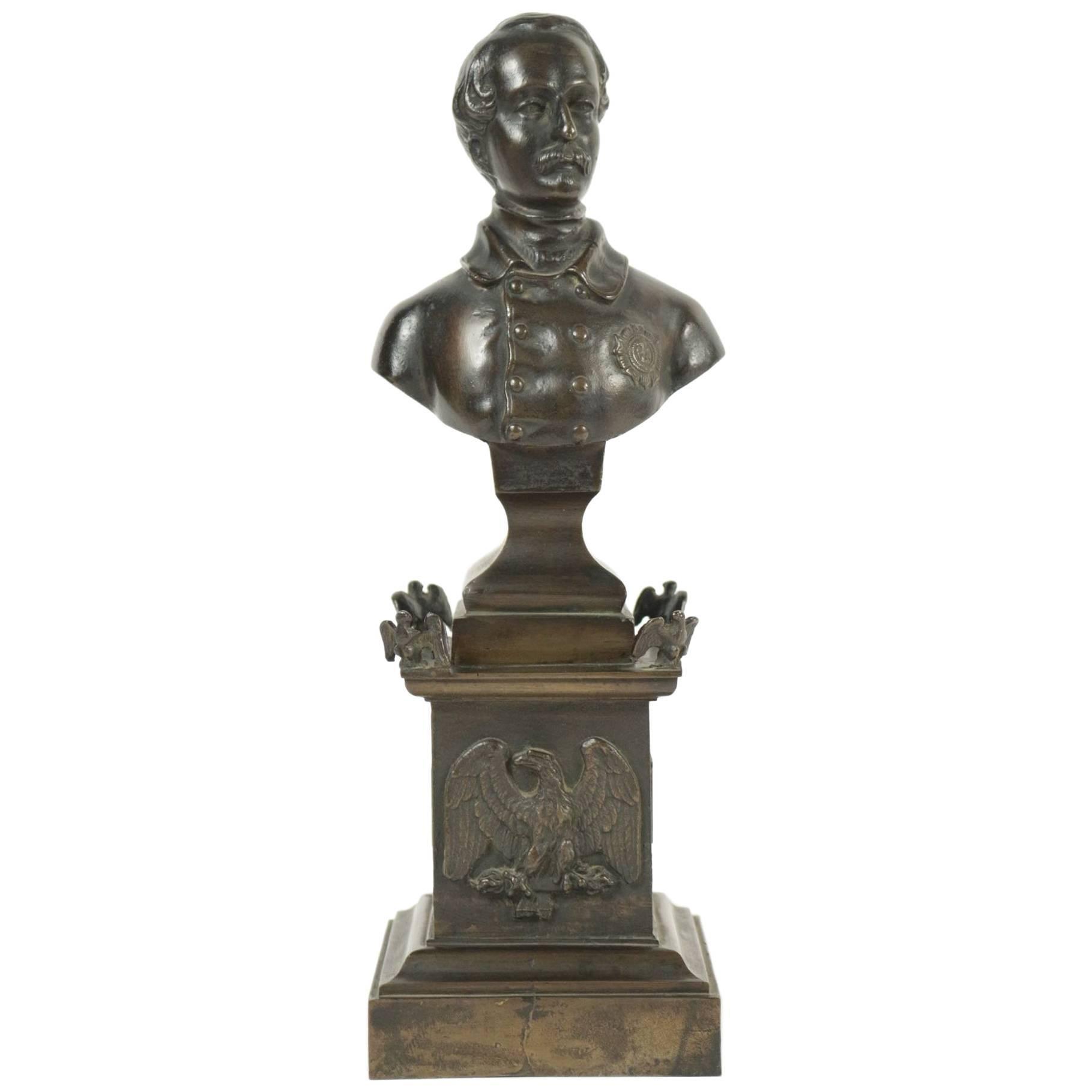 Bronze of Napoleon III, 19th Century