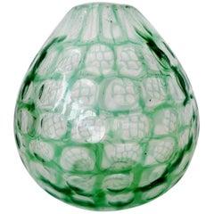 Tobia Scarpa Venini Occhi Bulbous Vase