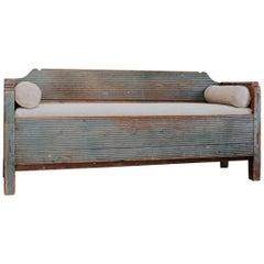 18th Century Swedish Bench