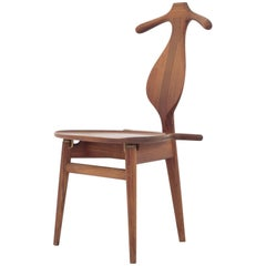 """The Valet"" Chair by Hans J. Wegner."