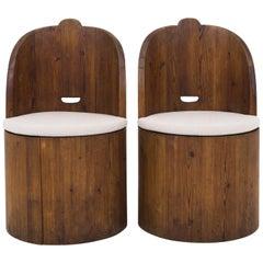 Two Swedish Barrels