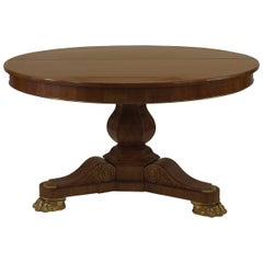 English Regency Style Extension Dining Tables
