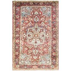 "Antique Persian Bakhtiari Rug, 4'6"" x 6'10"""