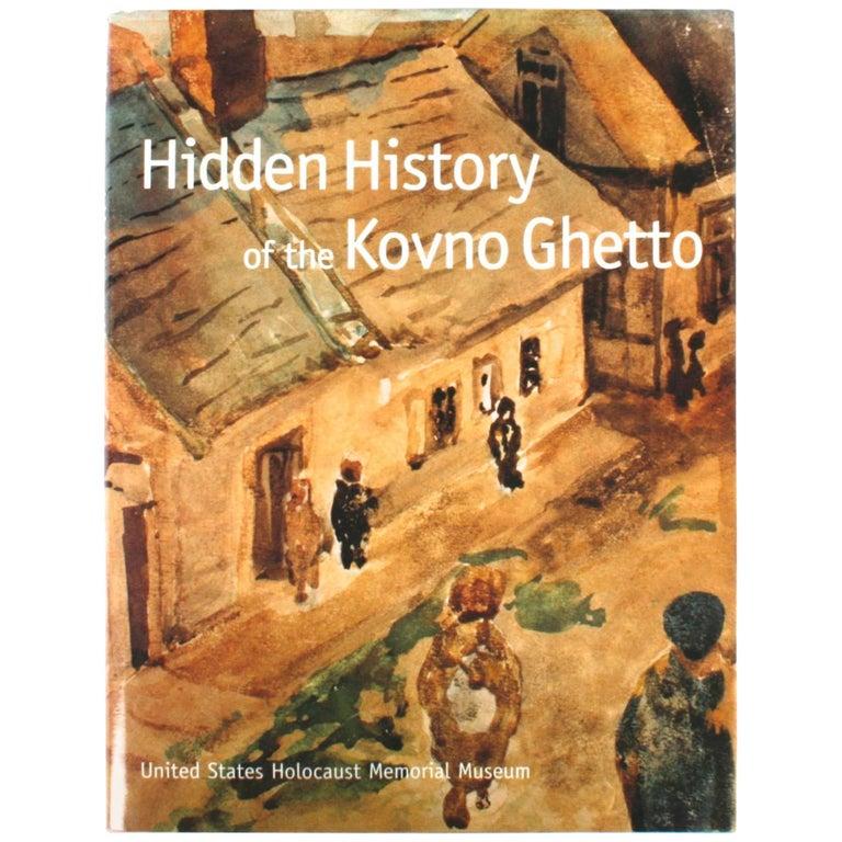 Hidden History of the Kovno Ghetto For Sale