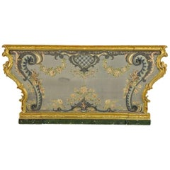 Outstanding 19th Century Italian Boisserie Panel