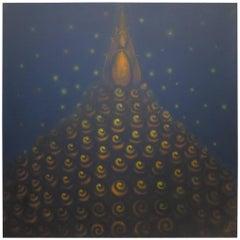 Kasem Khaolaor Buddha Painting
