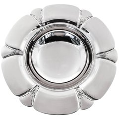 Sterling Silver Orchid Bowl by International Silver