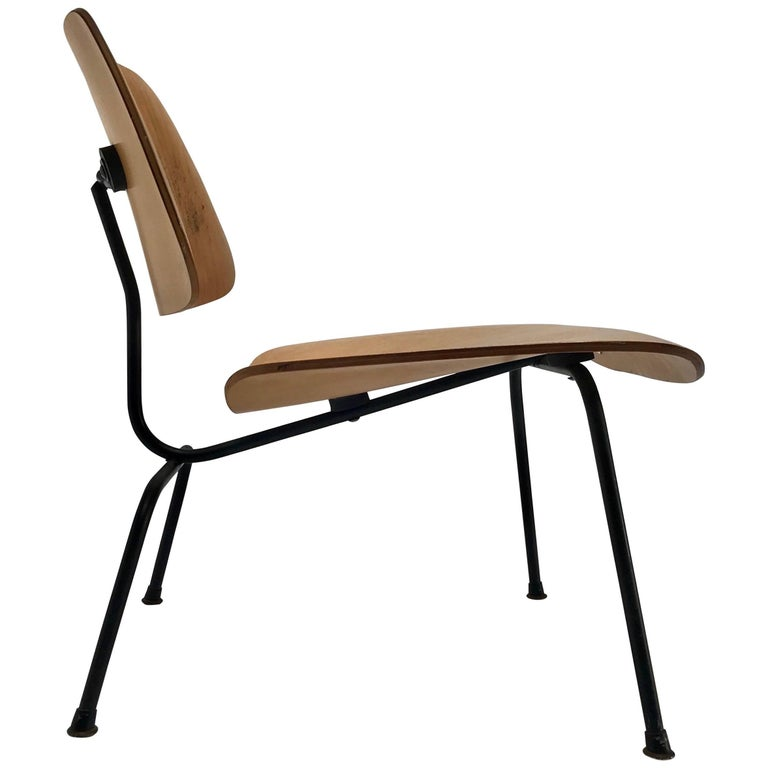 Charles and Ray Eames for Herman Miller 1950s LCM Chair