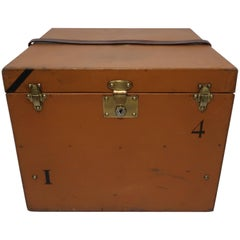 1900s Louis Vuitton Antique Trunk