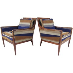 Paul McCobb Lounge Chairs for Calvin Group