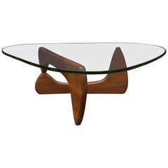 Early Isamu Noguchi Coffee Table Model IN-50