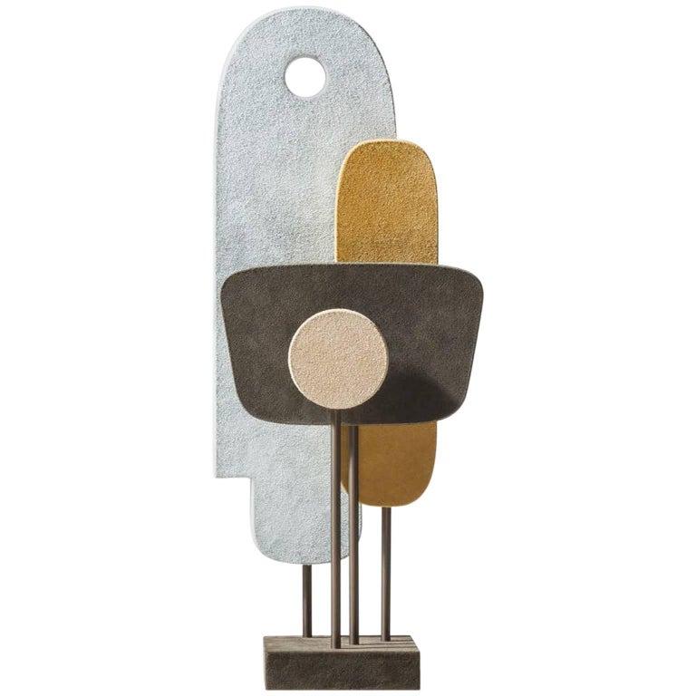 Tabou 01 Decorative TOTEM HAP081 For Sale