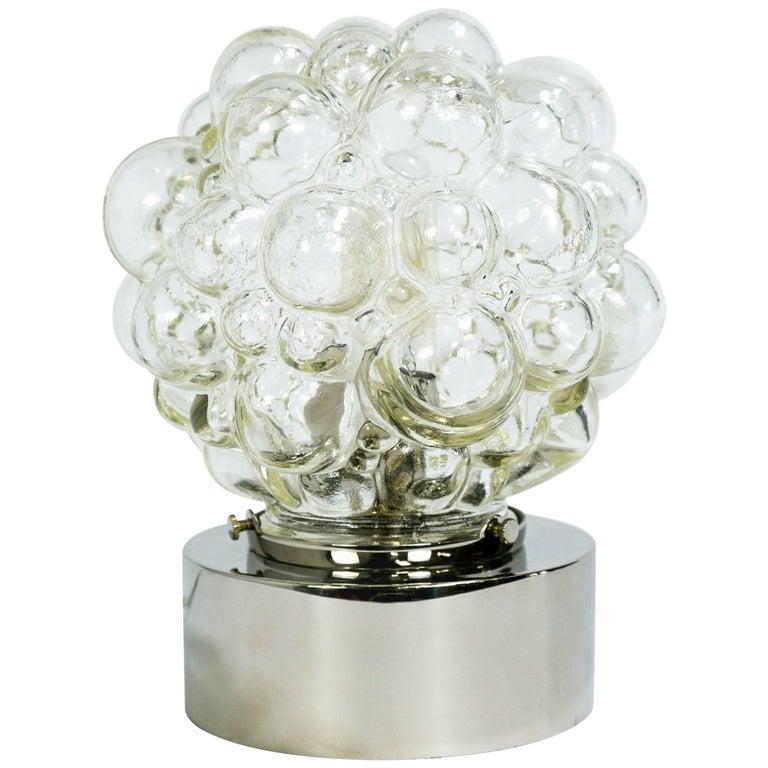 Glass Bubbles Table Lamp