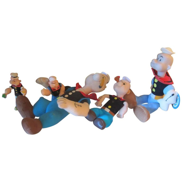 Popeye Collection For Sale