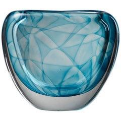 """Vase """"Colora"""" designed by Vicke Lindstrand, Sweden, 1950s"""