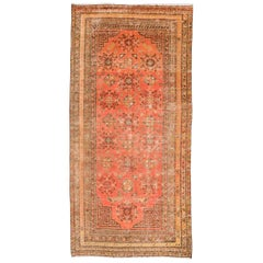 Antique Samarkand Rug, circa Late 19th Century