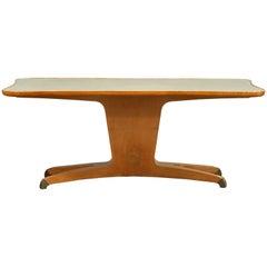 Elegant Table Attributed to Osvaldo Borsani